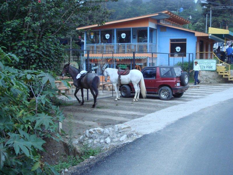 Parking Lot Santa Elena