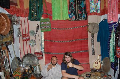 the Berber shop
