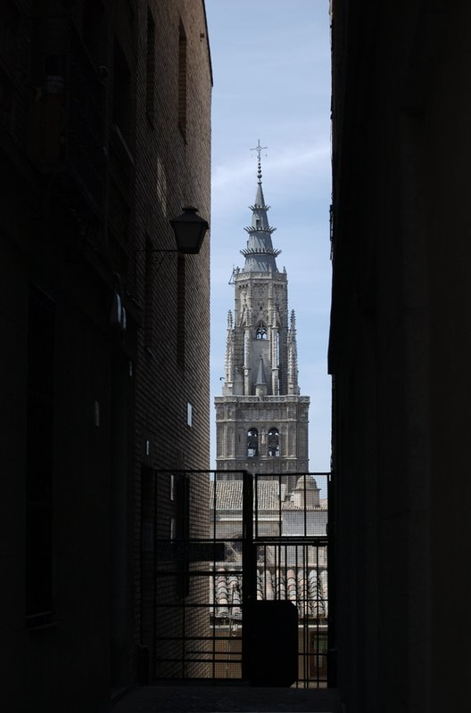 Tower of Toledo's Cathedral