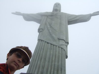 Christ the Redeemer (& Jordan...)