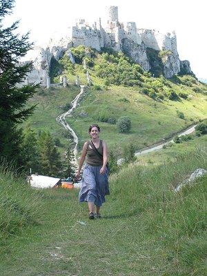 Castle wandering