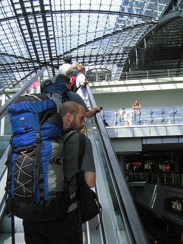 Berlin Arrival