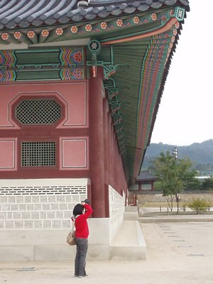 Can't Resist Gyeongbokgung