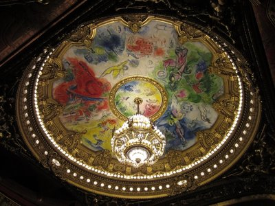 Dome of the opera