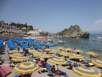 Beachfront Taormina