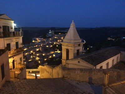View over the old Ragusa