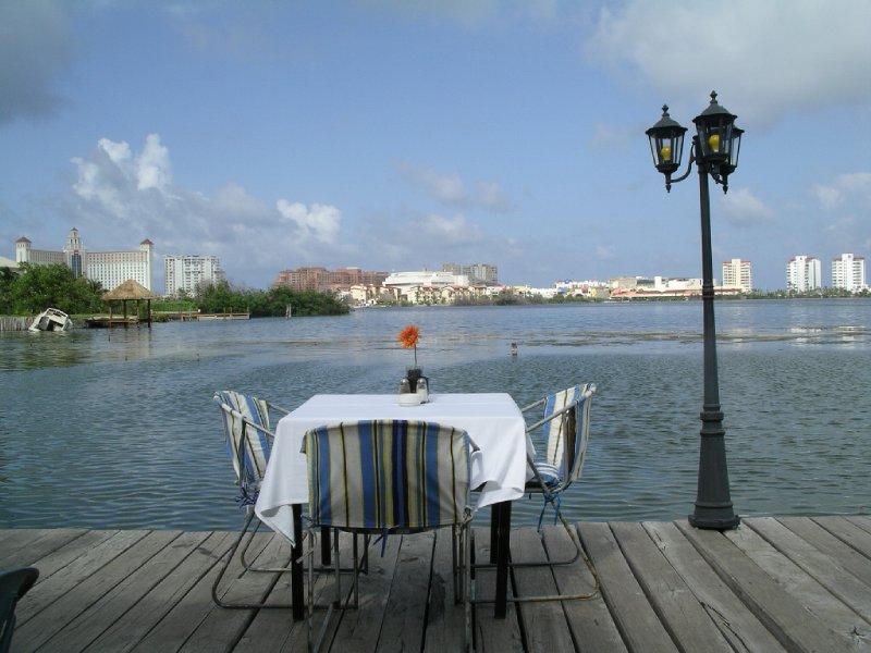 Cancun view