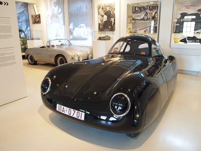 1938 VW Berlin-Rome streamliner