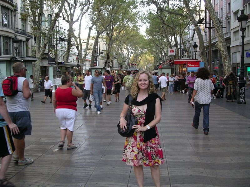 The Ramblas