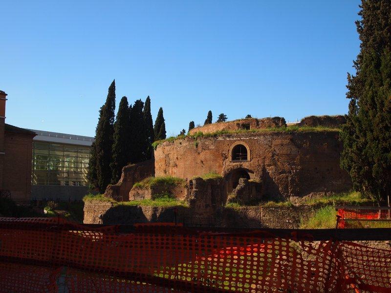Augustus tomb