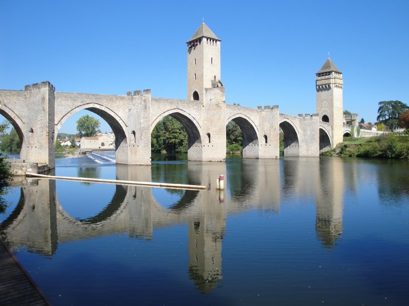 Chamur old bridge