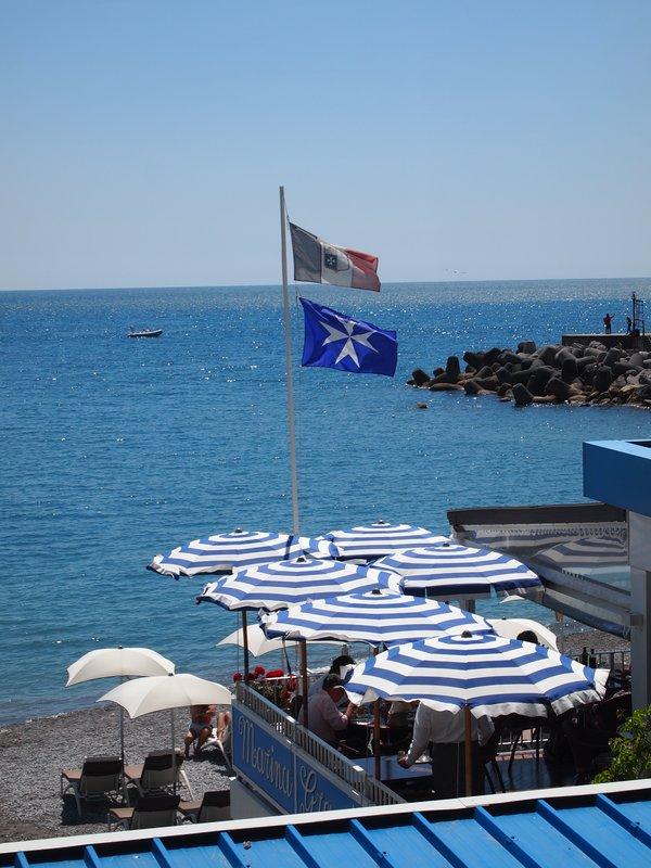 Amalfitan flag