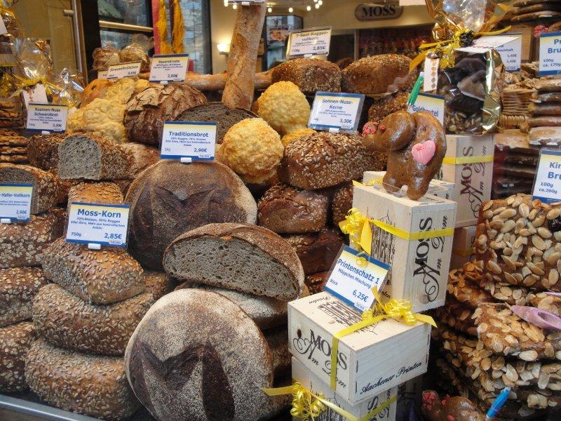Breadshop in Aachen
