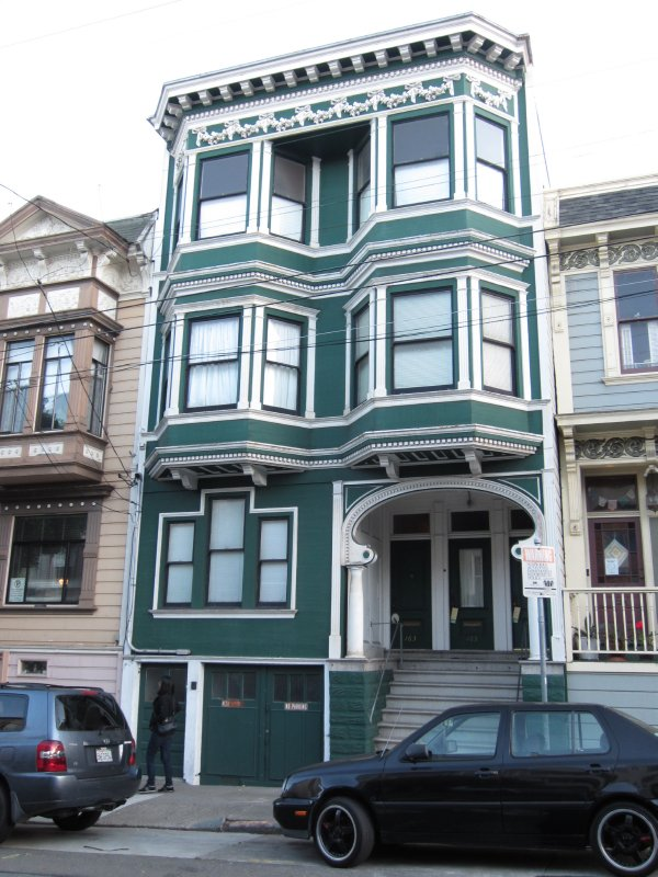 Jackie & Mark's house, San Francisco