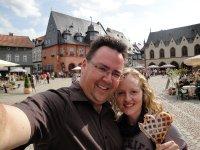 Goslar square