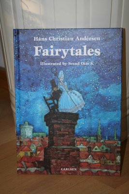 Fairy tale's book