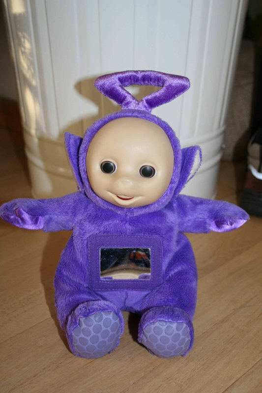 Mr Teletubies