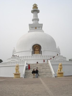 International Peace Stupa, Vaishali