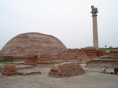 Ashoka&#39;s Pillar