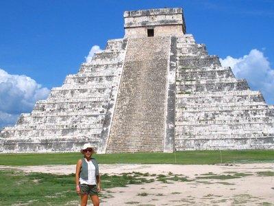 Chichen Itza, Yucatán. México