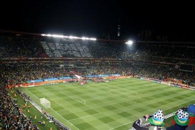 Brazil vs. North Korea game