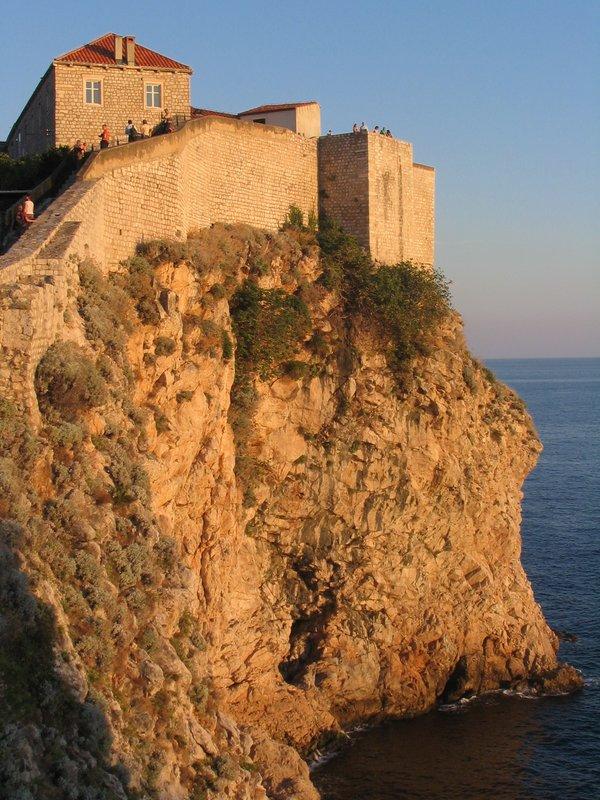 Dubrovnik Cliff