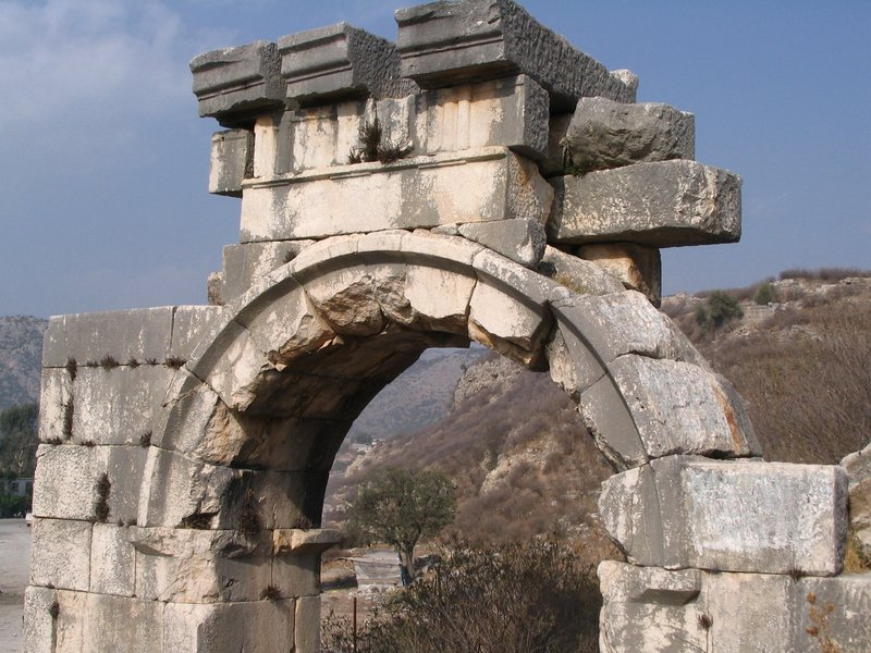 Xanthos Arch