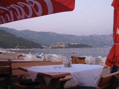 Montenegro - resturant