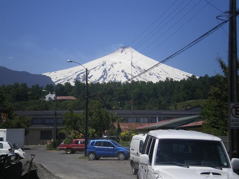 pucon volcan