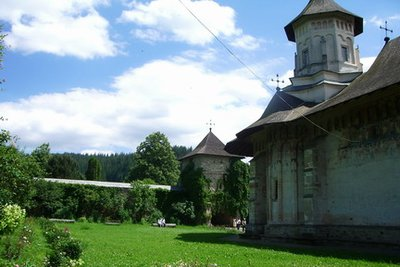 moldovita's monastery