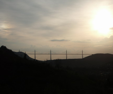 millau's bridge