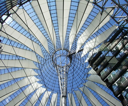 sony center - postdamer platz - berlin