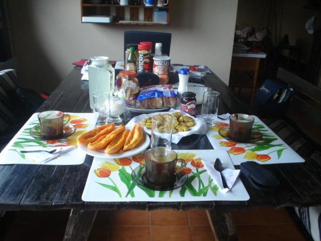 Campesino breakfast