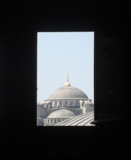 TurkeyBlueMosqueWindow