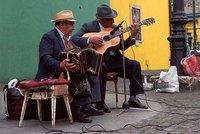 Tango, La Boca, Buenos Aires