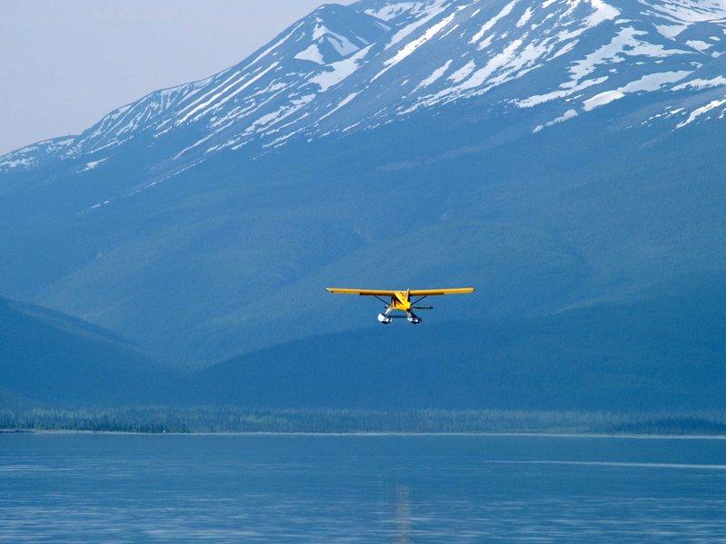 Muncho Lake, BC, Canada