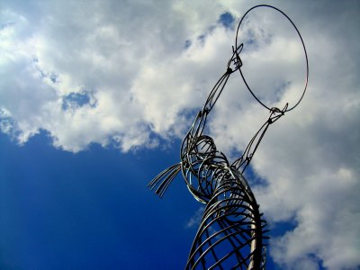 beacon statue