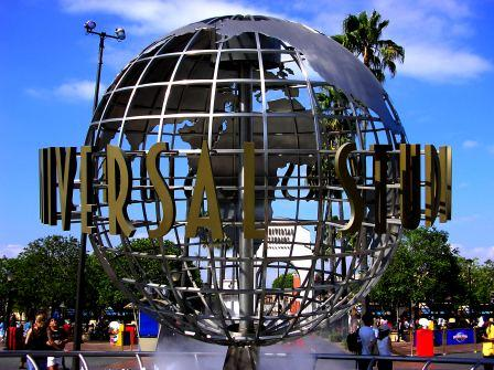 The steel Globe