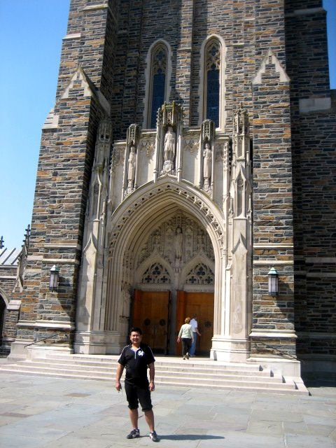 DUKE CHURCH 2009