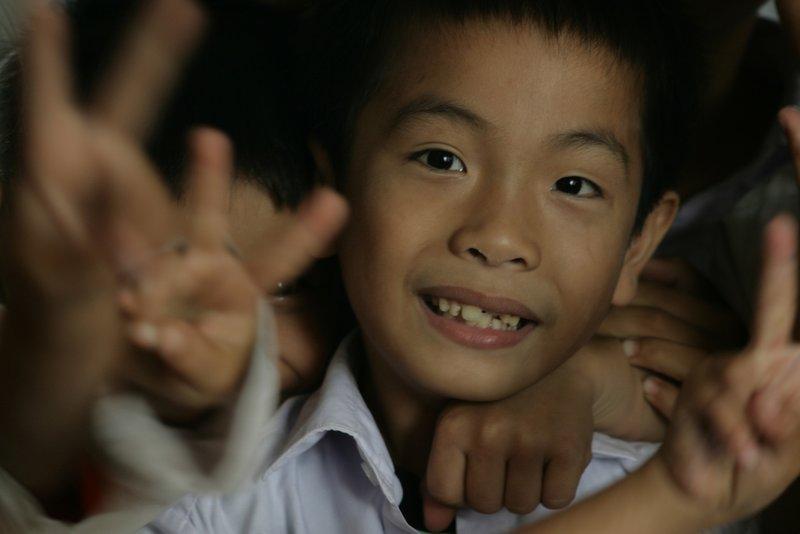 School in Luang Prabang
