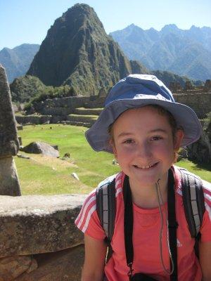 Machu Picchu Anica