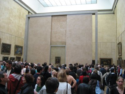 The Mona Lisa Experience