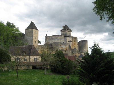 Castelnaud Chateau