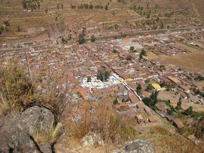 Above Pisac