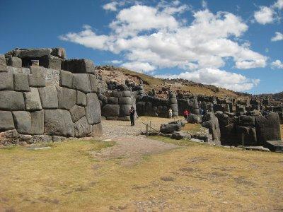 Sacsayhuaman's Massive Stones