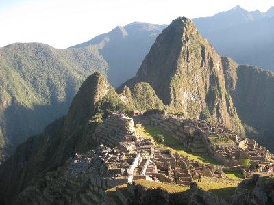 Classic Machu Picchu