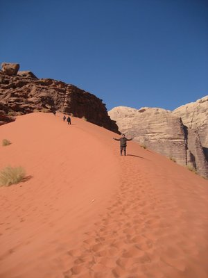 Wadi Rum Sand Dune