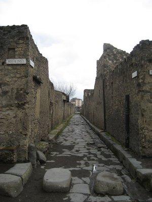 Pompei Crosswalk