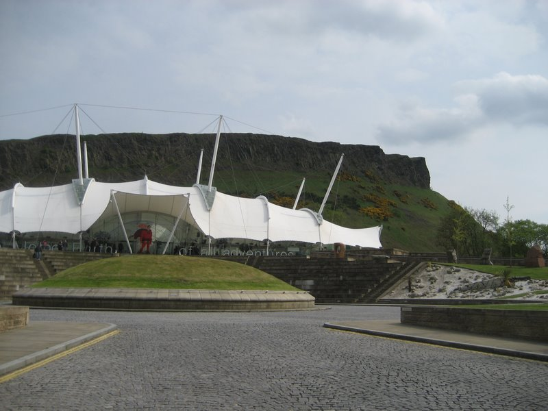 Our Dynamic Earth Centre