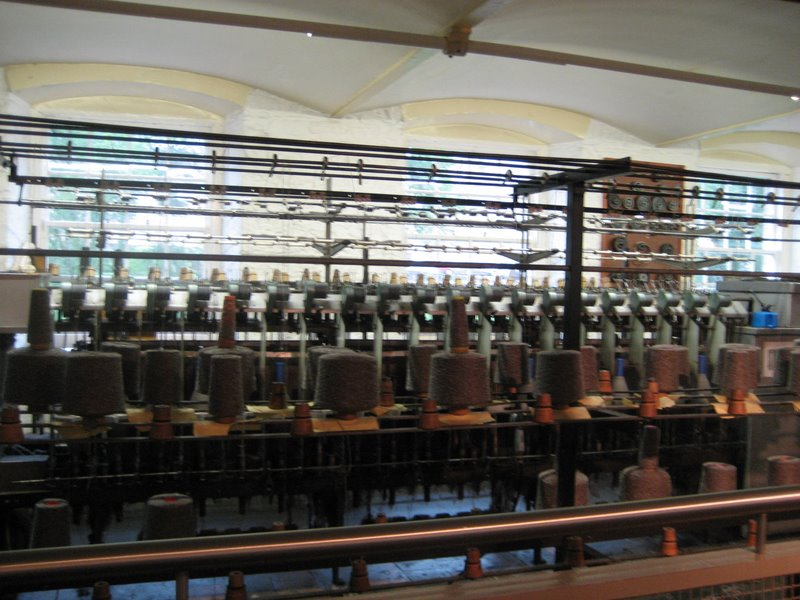 New Lanark Mill Loom